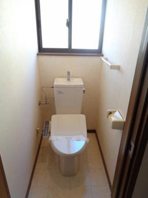 【トイレ】テラスポアリエ