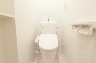 【トイレ】セントラルハイツ灘