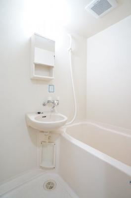 【浴室】ツインコーポ谷津B