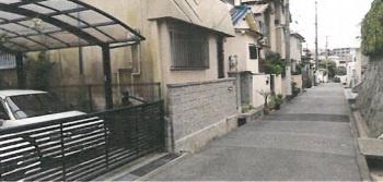 【外観】神戸市垂水区旭が丘1丁目 土地