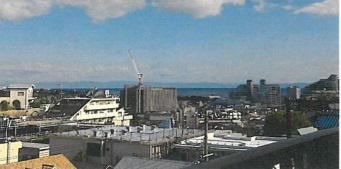 【展望】神戸市垂水区旭が丘1丁目 土地