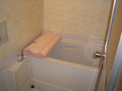 【浴室】サンハイツていこく