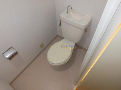 【トイレ】サンハイツていこく