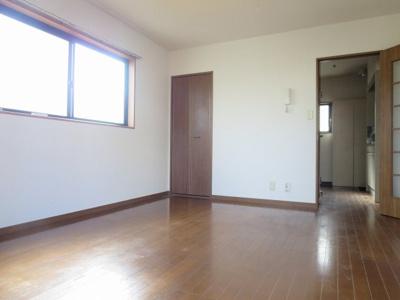 同間取り2階のお部屋のクローゼット