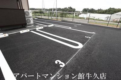 【駐車場】casa serena