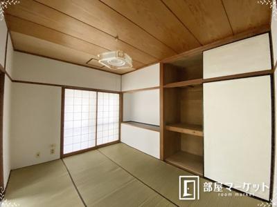 【和室】平山町貸家