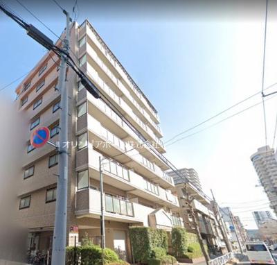 【外観】エンゼルハイム錦糸町 7階 リノベーション済