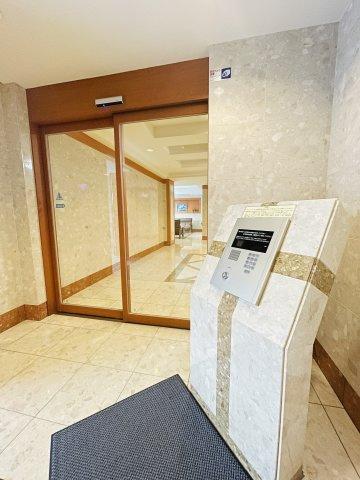 【エントランス】JGMロイヤルガーデン薬院