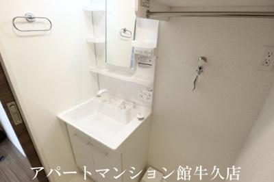 【洗面所】casa vivace