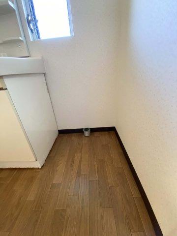 洗濯機置き場(参考画像)