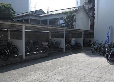 【駐輪場】平野コーポ