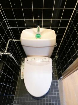 【トイレ】京都市伏見区醍醐鍵尾町