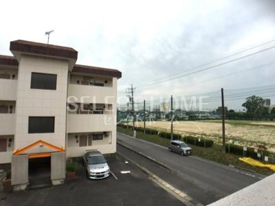 【駐車場】コーポカワチB