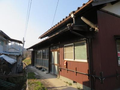 【外観】鹿野町貸家