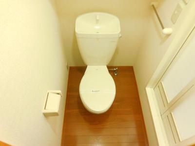 【トイレ】レオパレス呑山