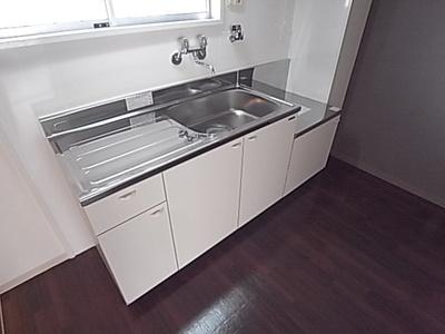 【キッチン】楠六住宅