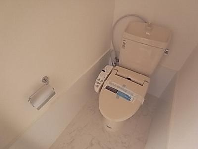【トイレ】楠六住宅