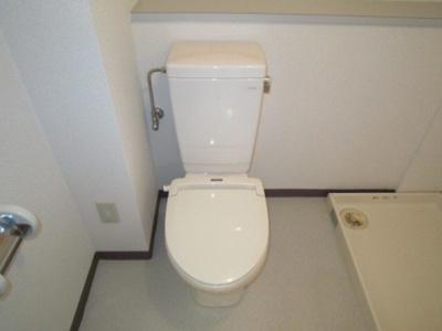 【トイレ】アヴニール六甲Ⅱ