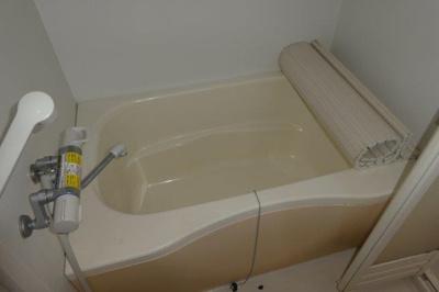 【浴室】グラスコート日吉A