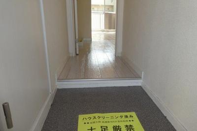 【玄関】エストレーラ倉敷