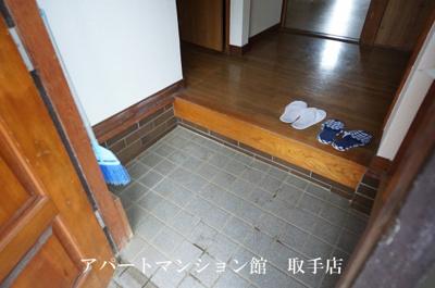【玄関】宮和田E邸