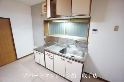 【キッチン】宮和田E邸
