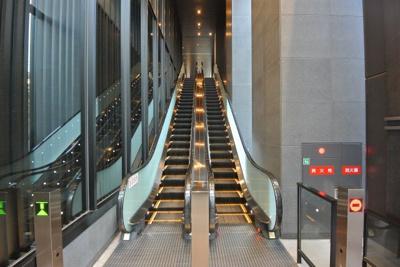 【ロビー】大阪ひびきの街 ザ・サンクタスタワー