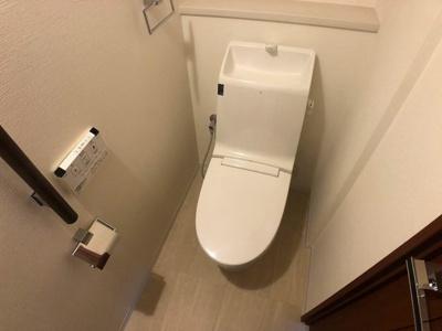 【トイレ】大阪ひびきの街 ザ・サンクタスタワー