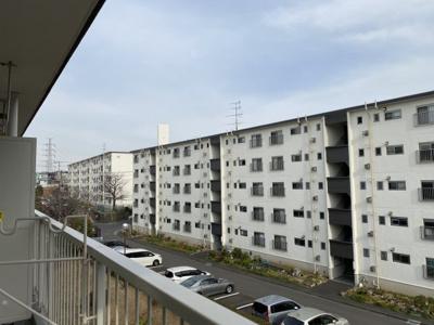 【展望】杉田大谷団地8号棟