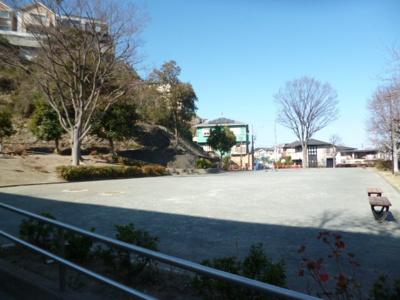 杉田大谷第三公園の写真。現地から約100メートル。