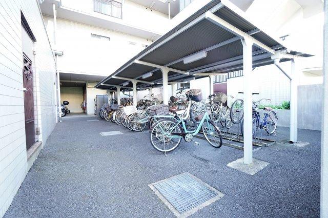 【駐輪場】アルシオン戸田公園