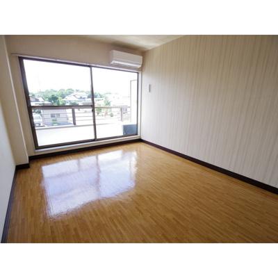 【居間・リビング】マンションビッグソルトヒルA棟