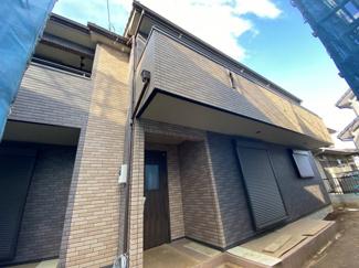 千葉市中央区大森町 新築一戸建て 蘇我駅 ワイドバルコニー付きの新築です。