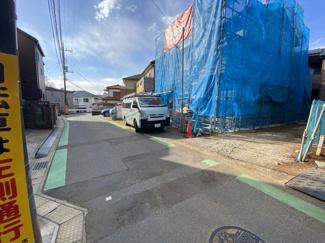 千葉市中央区大森町 新築一戸建て 蘇我駅 建坪約35坪の余裕のある間取りの物件です。