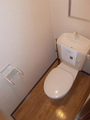 【トイレ】シティハイツサトウ2