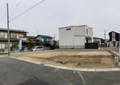 【外観】リーブルガーデン倉敷 片島第4 1号棟