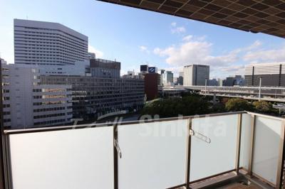 【展望】レオングラン新大阪レジデンス