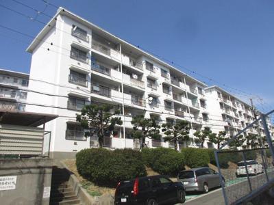 【外観】【収益物件】上高丸厚生年金住宅1号棟