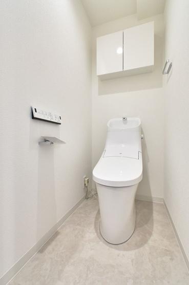 【トイレ】エクレール貝塚
