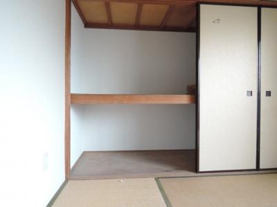 【収納】城第一マンション