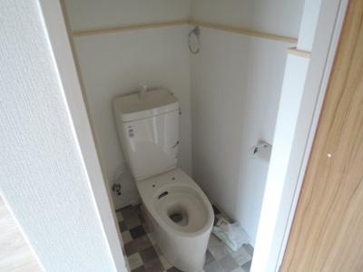 【トイレ】城第一マンション