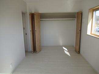 クローゼット(2階東側6帖洋室)