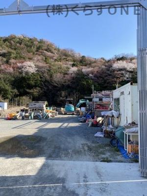 【外観】揖保郡太子町天満山/売土地
