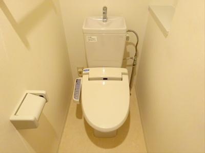 【トイレ】コーポ中里