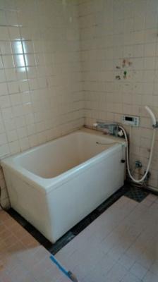 【浴室】東逗子第2団地9号棟