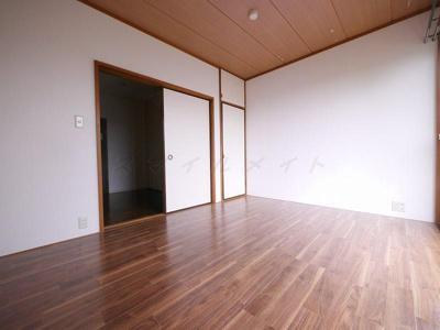 【寝室】長沼熊谷ハイツ
