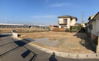 【外観】リーブルガーデン倉敷市上東 新築