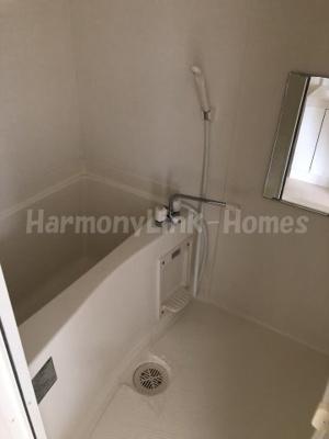 コンパートメントハウス鳩ケ谷Ⅱのゆったり過ごせるお風呂です☆