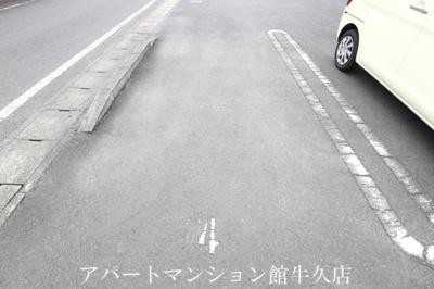 【駐車場】グランコンフォール