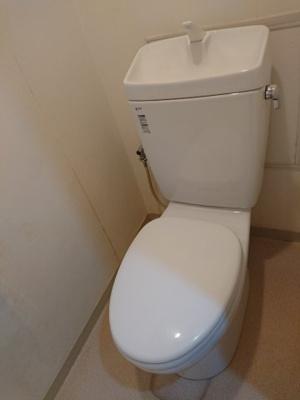【トイレ】シティ能見台ふれあいの街B棟
